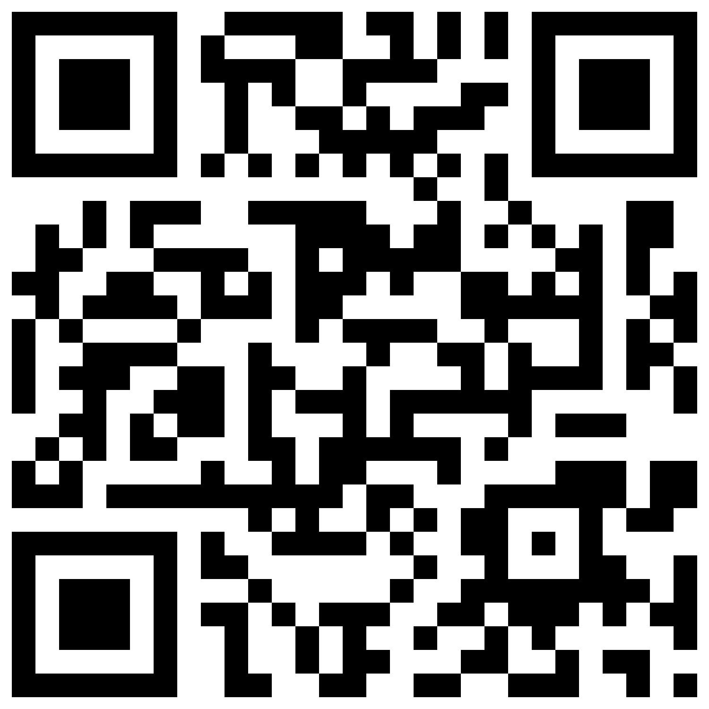 QR vCard code